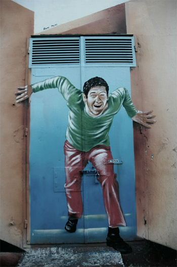 Street Art by Rami Memri