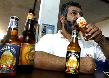 Hamas Beer Changes Label